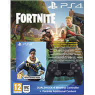 Sony Dualshock 4 Controller V2 - Fortnite Bundle