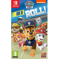 Produktbilde for Paw Patrol: On A Roll