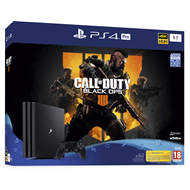 Playstation 4 PRO 1TB + Call Of Duty Black Ops 4