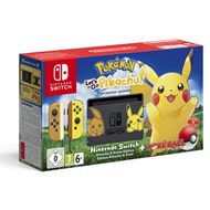 Nintendo Switch - Pokémon: Let's Go, Pikachu! Limited Edition
