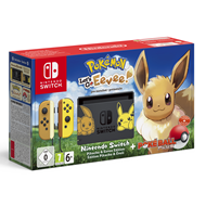 Nintendo Switch - Pokémon: Let's Go, Eevee! Limited Edition
