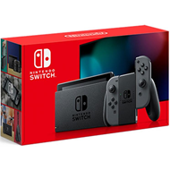 Nintendo Switch 2019 med grå Joy-Con