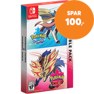Pokémon Sword and Pokemon Shield Dual pack