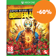 Produktbilde for Borderlands 3 - Super Deluxe Edition
