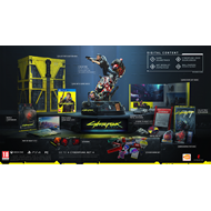 Produktbilde for Cyberpunk 2077 - Collectors Edition