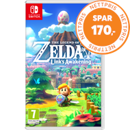 Produktbilde for The Legend of Zelda: Link's Awakening