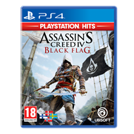 Produktbilde for Assassin's Creed IV: Black Flag - Playstation HITS