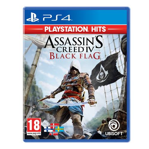 Assassin's Creed IV: Black Flag - Playstation HITS