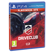 Produktbilde for DriveClub - Playstation HITS