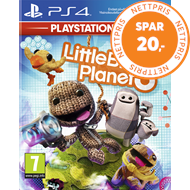 Produktbilde for Little Big Planet 3 - Playstation HITS