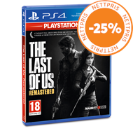 Produktbilde for The Last Of Us - Remastered - Playstation HITS