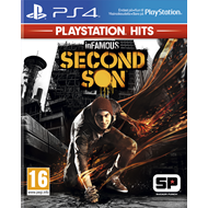 Produktbilde for Infamous - Second Son - Playstation HITS