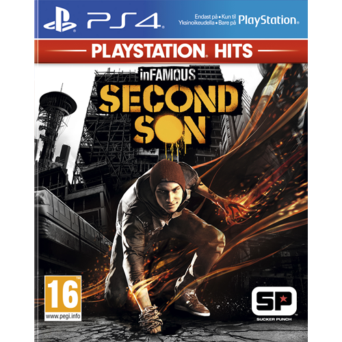 Infamous - Second Son - Playstation HITS