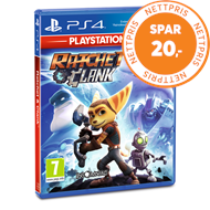 Produktbilde for Ratchet & Clank - Playstation HITS