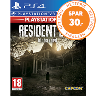 Produktbilde for Resident Evil 7: Biohazard (VR) - Playstation HITS