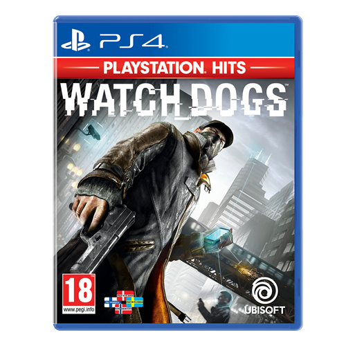 Watch Dogs - Playstation HITS
