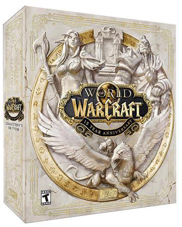 World of Warcraft - 15th Anniversary Collectors Edition