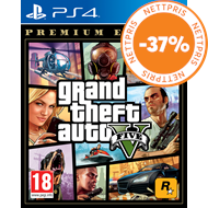Produktbilde for Grand Theft Auto V - Premium Edition