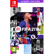 Produktbilde for FIFA 21 Legacy Edition