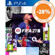 Produktbilde for FIFA 21