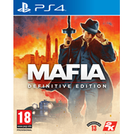 Produktbilde for Mafia - Definitive Edition