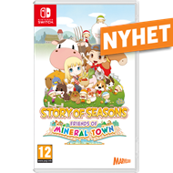 Produktbilde for Story Of Seasons: Friends of Mineral Town
