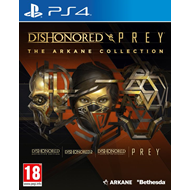 Produktbilde for Dishonored and Prey: The Arkane Collection
