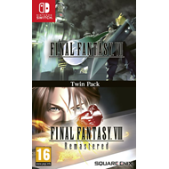 Produktbilde for FINAL FANTASY VII & FINAL FANTASY VIII Remastered Twin-Pack