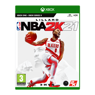 Produktbilde for NBA 2K21