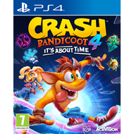Produktbilde for Crash Bandicoot 4: It's About Time