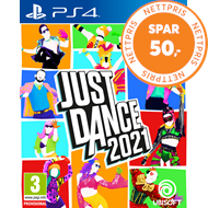 Produktbilde for Just Dance 2021