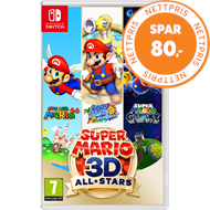 Produktbilde for Super Mario 3D All Stars