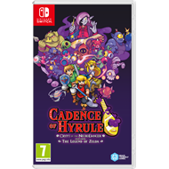 Produktbilde for Cadence of Hyrule: Crypt of the NecroDancer Featuring The Legend of Zelda