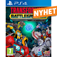 Produktbilde for Transformers: Battlegrounds