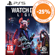 Produktbilde for Watch Dogs Legion