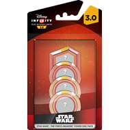 Disney Infinity 3.0: The Force Awakens Power disc pack