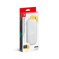 Produktbilde for Nintendo Switch Lite Carrying Case including protection film