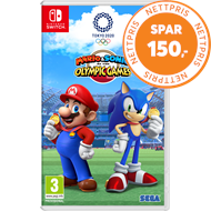 Produktbilde for Mario & Sonic at the Olympic Games