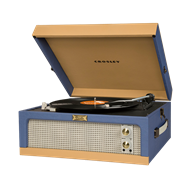 Crosley Dansette Junior Portable Turntable (PLATESPILLER)