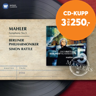 Produktbilde for Mahler: Symphony No 5 (CD)