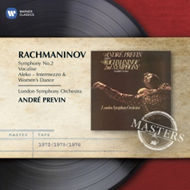 Rachmaninov: Symphony No. 2 (CD)