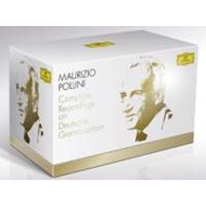 Maurizio Pollini - Complete Recordings On Deutsche Grammophon (55CD)