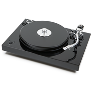 Pro-Ject 2XPerience SB S-Shape - Piano Black (PLATESPILLER)