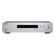 Onkyo NS-6130 S - Musikkstreamer med Spotify, Tidal, AirPlay, Google Cast, Wi-Fi, Internettradio (STEREO)