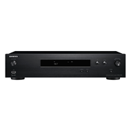 Onkyo NS-6130 B - Musikkstreamer med Spotify, Tidal, AirPlay, Google Cast, Wi-Fi, Internettradio (STEREO)