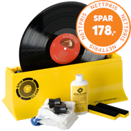 Produktbilde for Spin-Clean® Record Washer MKII - Vinyl-vaskemaskin (LP - RENSEUTSTYR)