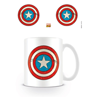 Marvel Retro (Captain America Shield) (KOPP)