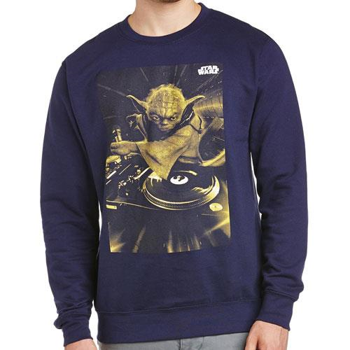 Star Wars - DJ Yoda (Medium) (MERCH)