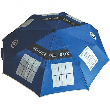 Doctor Who - Tardis (PARAPLY)