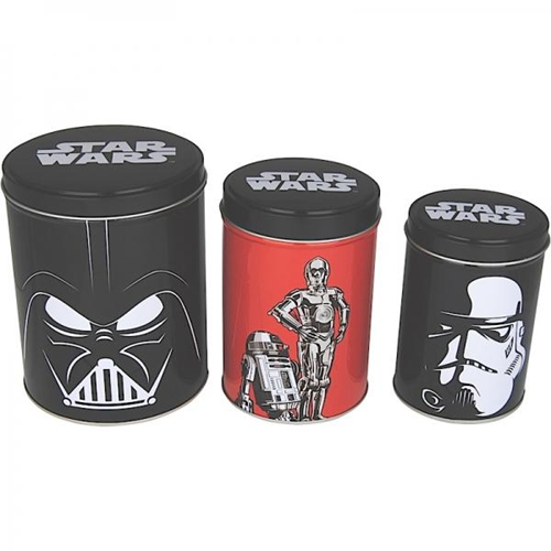 Star Wars Canisters (MERCH)